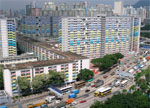 Choi Hung - the rainbow estate